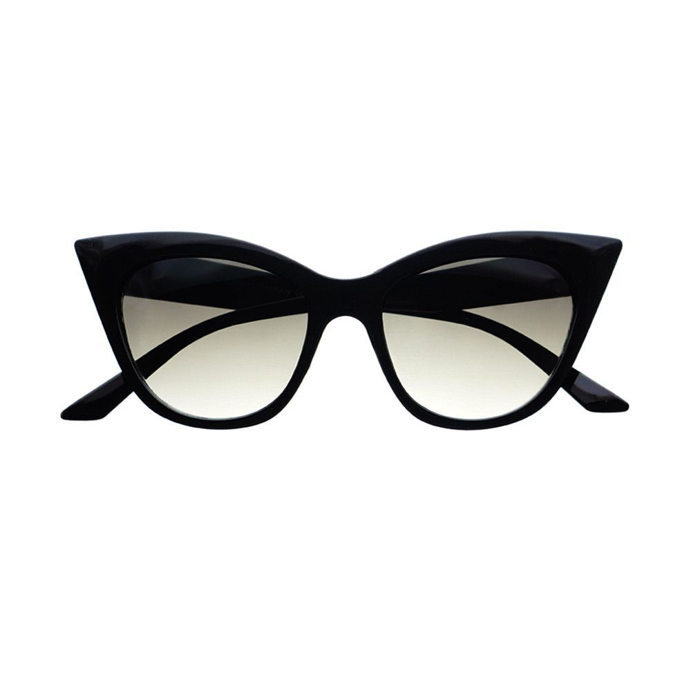 Vintage Retro Fashion Style Tip Pointed Cat Eye Sunglasses Shades C91