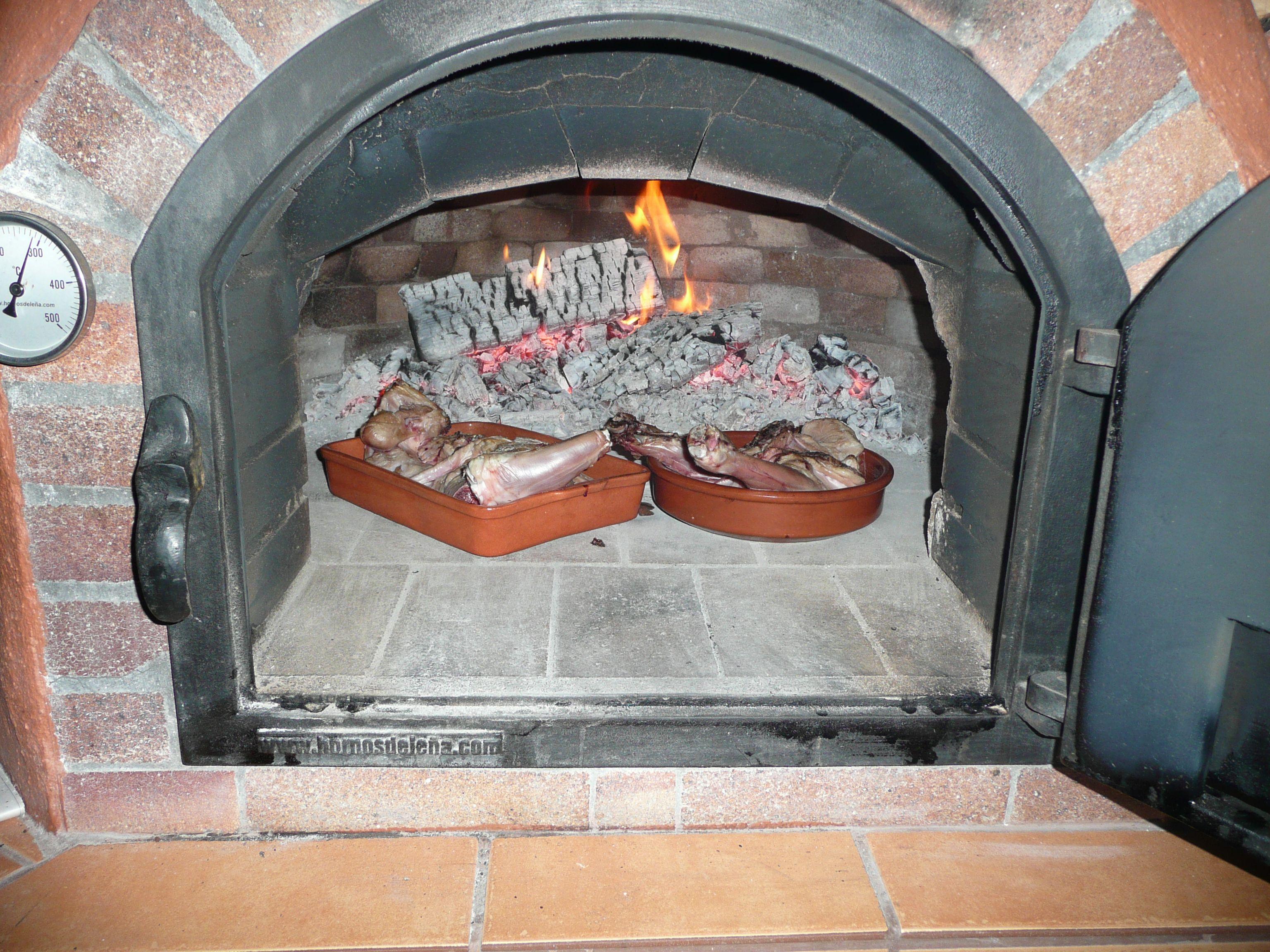 Kit para el horno construcci n de horno de le a - Construccion hornos de lena ...