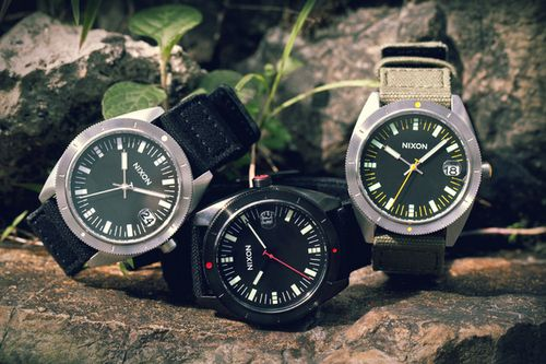 "· Nixon 2012 ""The Rover"" Collection"