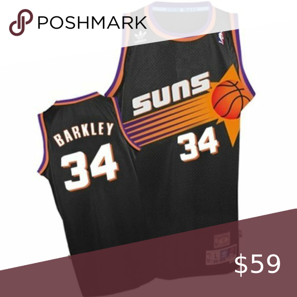 Charles Barkley Phoenix Sunsb2d6ea90 1 Brand New With Tags 2 All Items Fit True To Official Size 3 Machine Wash Charles Barkley Phoenix Suns Shaquille O Neal