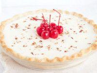 Eggnog Pie - Recipe Girl