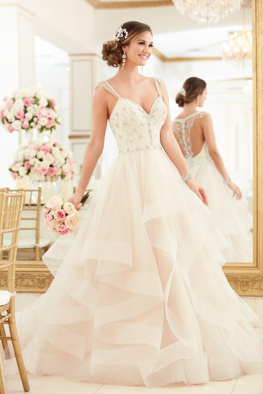 Wedding gown by stella york style wedding dresses