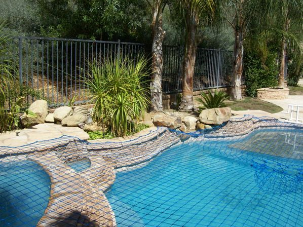 Swimming Pool Safety Nets Secure Your Pool With All Safe Safe Pool Swimming Pool Safety Pool Safety Net