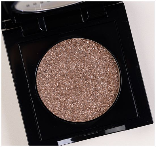 Bobbi Brown Cement Sparkle Eyeshadow Review Photos