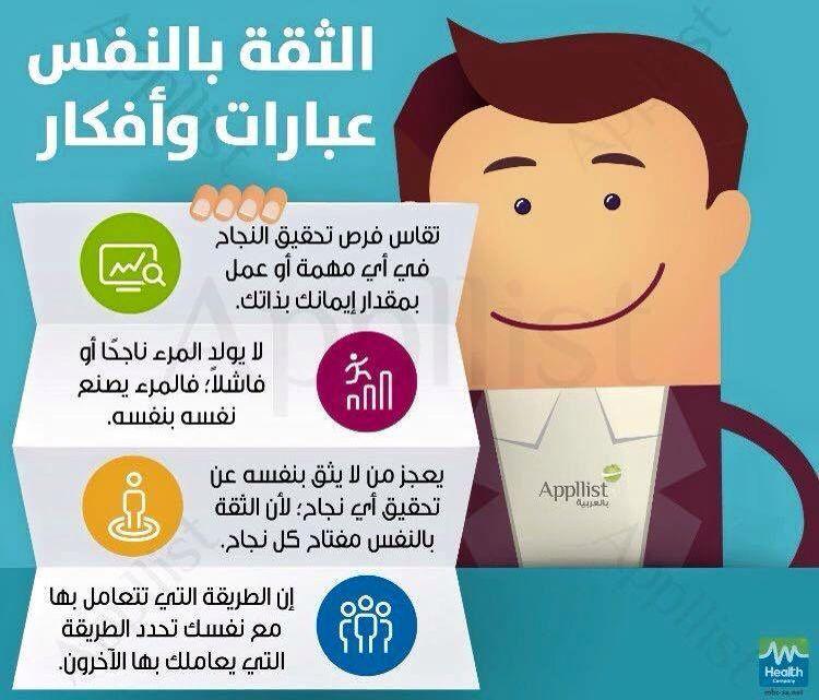 الثقة بالنفس Instagram Posts Arabic Words Motivation