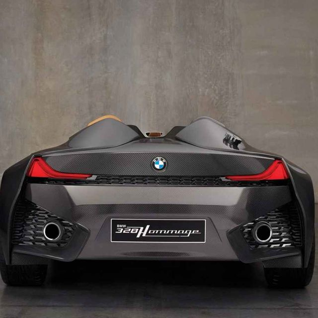 BMW - 328 Hommage  What is your dream? http://www.flppro.com