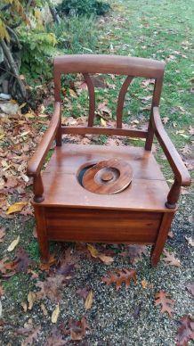 fauteuil comode meuble vintage