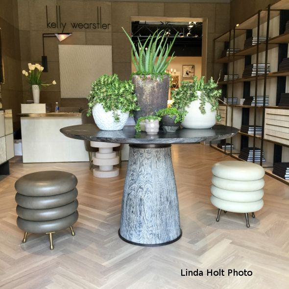 Trends in wood furniture at Spring High Point Market
