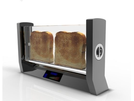 Glass Toaster With Images Toaster Glass Toaster Cool