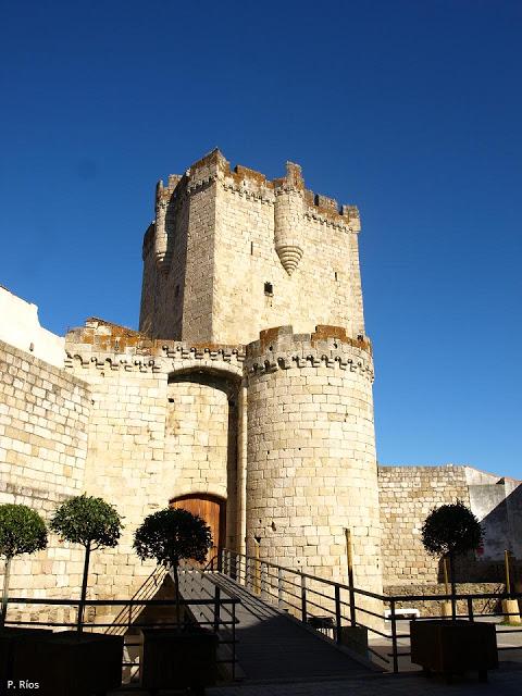 Castillo De Coria Castillos Levadizo Mamposteria