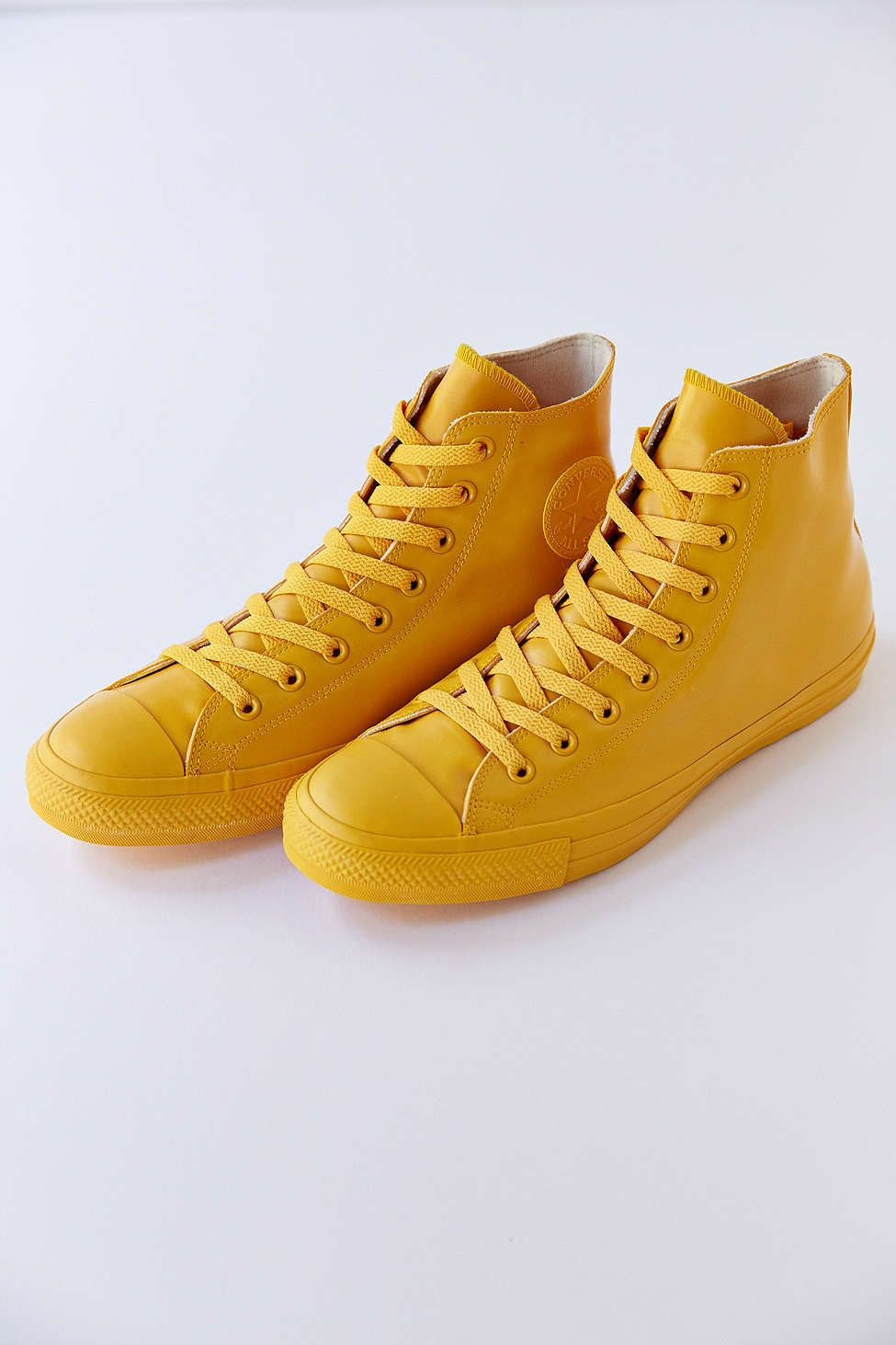 e6448dcf596b Converse Chuck Taylor All Star Rubber High-Top Sneakerboot ...