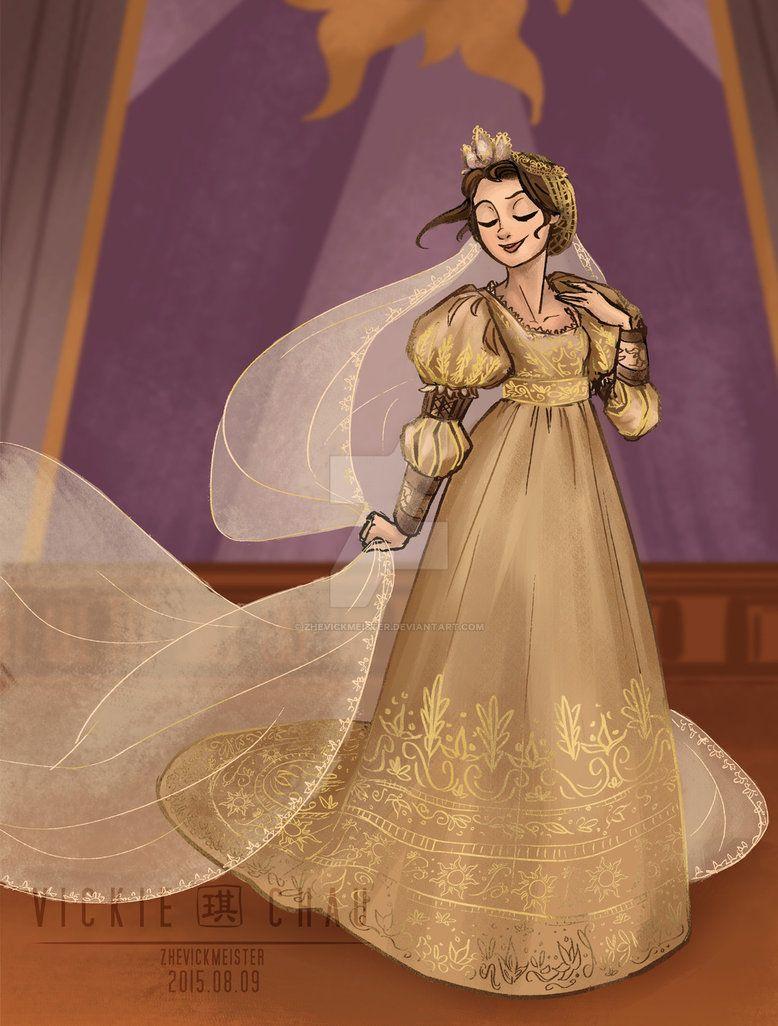Princesas Disney Com Roupas De Noiva Historicas