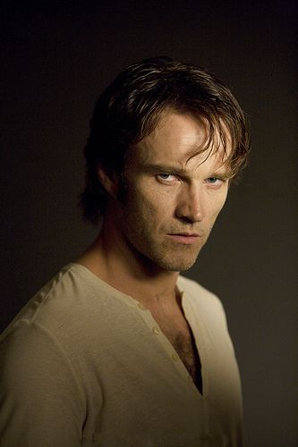 Day 13 of my 31 days of the best Vampires. Today is Bill Compton in True Blood played by Stephen Moyer in 2008.