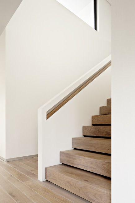 Treppe - Niedrigenergiehaus Treppe Pinterest Staircases - exklusives treppen design