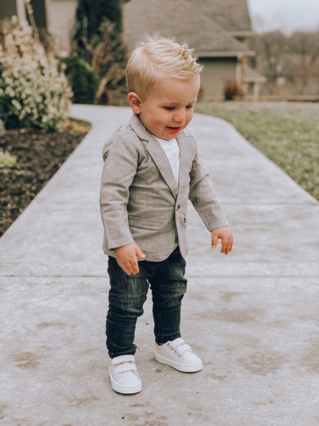 Easter Outfits for Little Boys and Big Boys | One