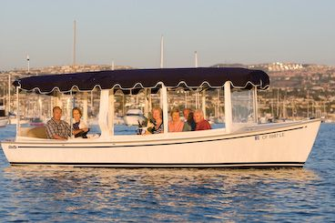 One Hour Electric Boat Rental From Oceanside Boat Rentals