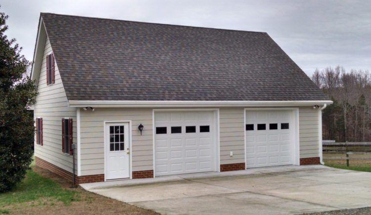Detached Garage With Loft Garage Plans Garage Builders Detached Garage Cost