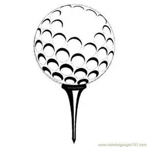 Coloring Pages Golf1 Sports Golf Free Printable Coloring
