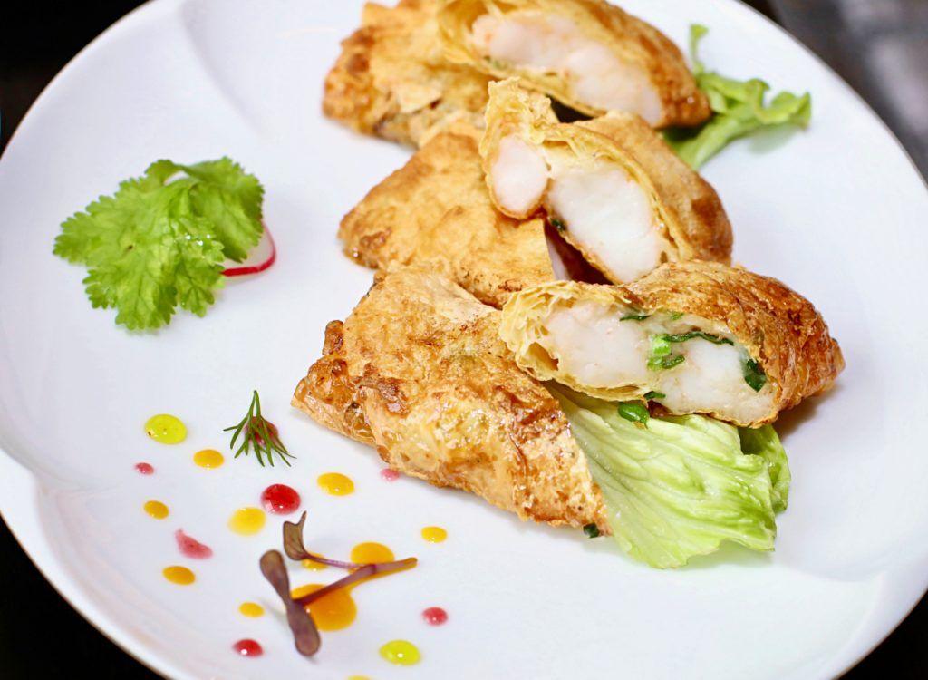 Dim Sum Yun House Food Blog Bean Curd Food