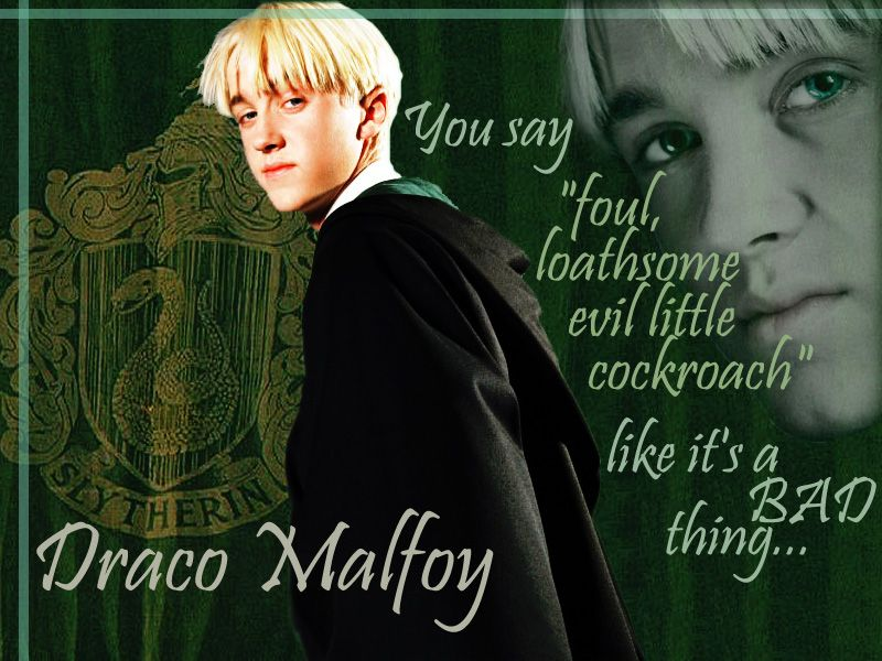 Draco Malfoy Wallpaper By Draco Malfoy Fans On Deviantart Draco Malfoy Draco Malfoy