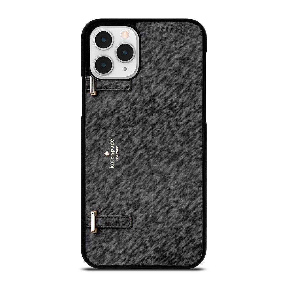 Kate spade tote black iphone 11 pro max case cover