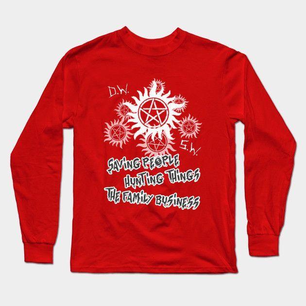 Family Business | Long Sleeve T-Shirt