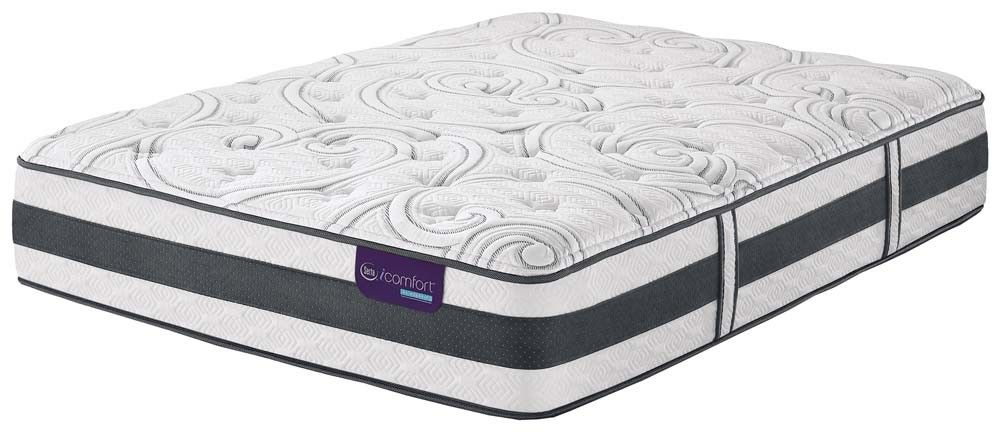Serta Mattress Icomfort Hybrid Recognition Extra Firm Queen Size