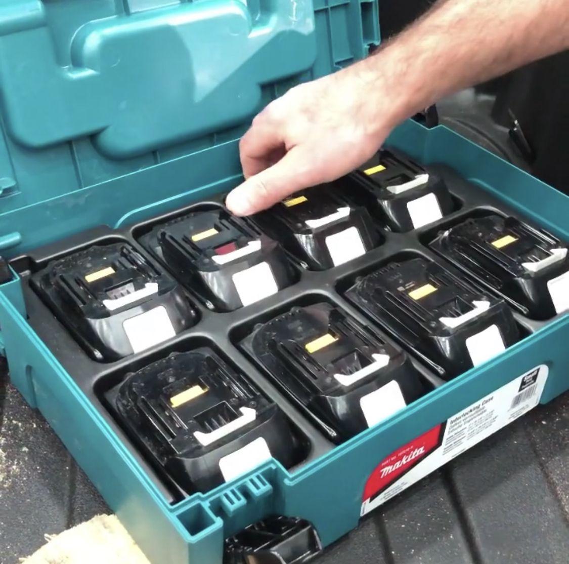 Battery Case Makita Tools Makita Cordless Tools