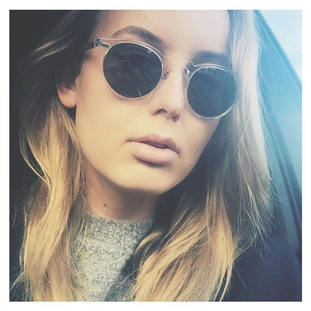 56440d09cdab  pepiart wears Gregory Peck Sun. Gregory PeckOliver PeoplesSunglassesEye  Glasses. Oliver Peoples ...