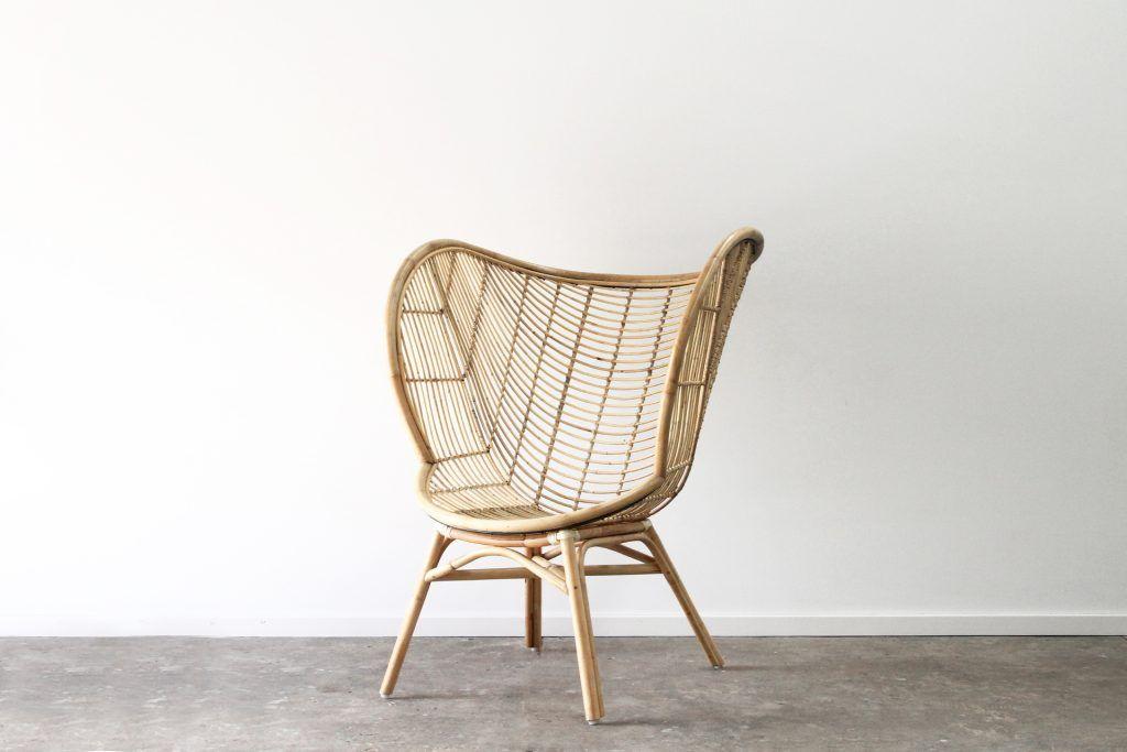 Capullo Furniture Wicker Chair Commercial Furniture