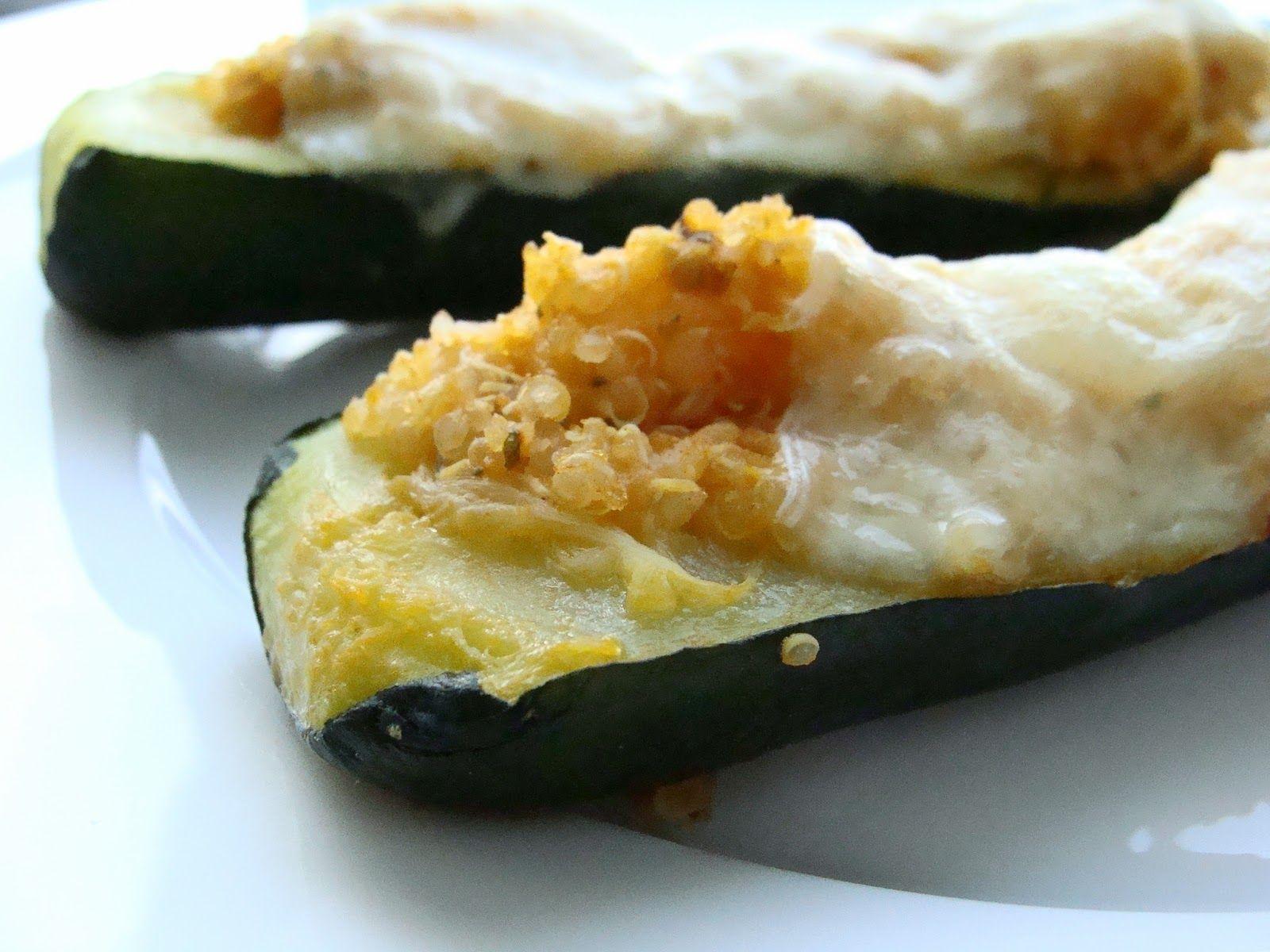 . For the Love of Food, Travel and Wine: Calabacín relleno de Quinoa, Tomate Frito, Pinenton de la Vera y Queso y Roules aux Figues