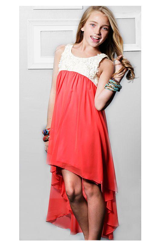 sara sara the collection tween dress