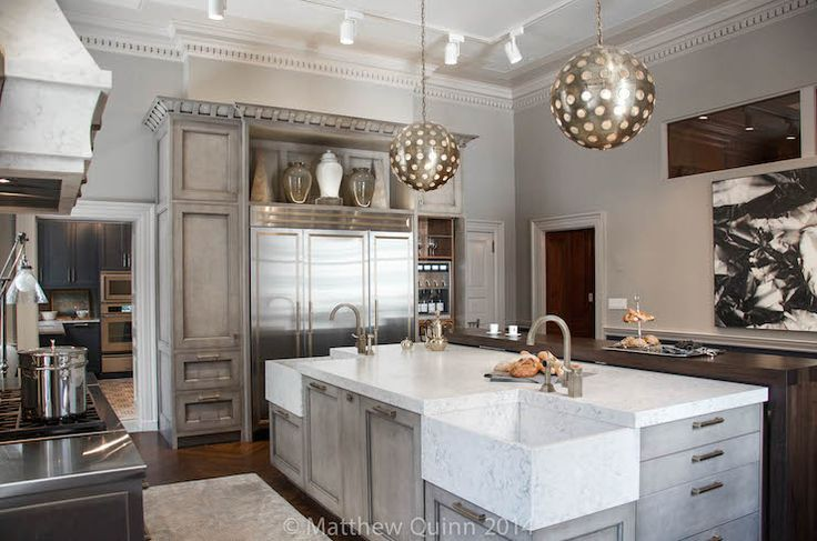 Kitchen Designs With Two Sinks Google