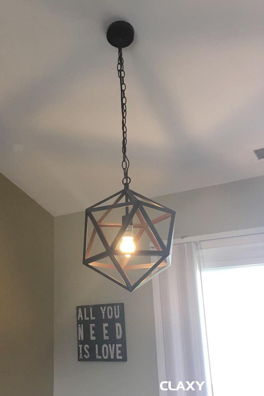 Home Geometric Pendant Light Pendant Lighting Industrial Pendant Lights