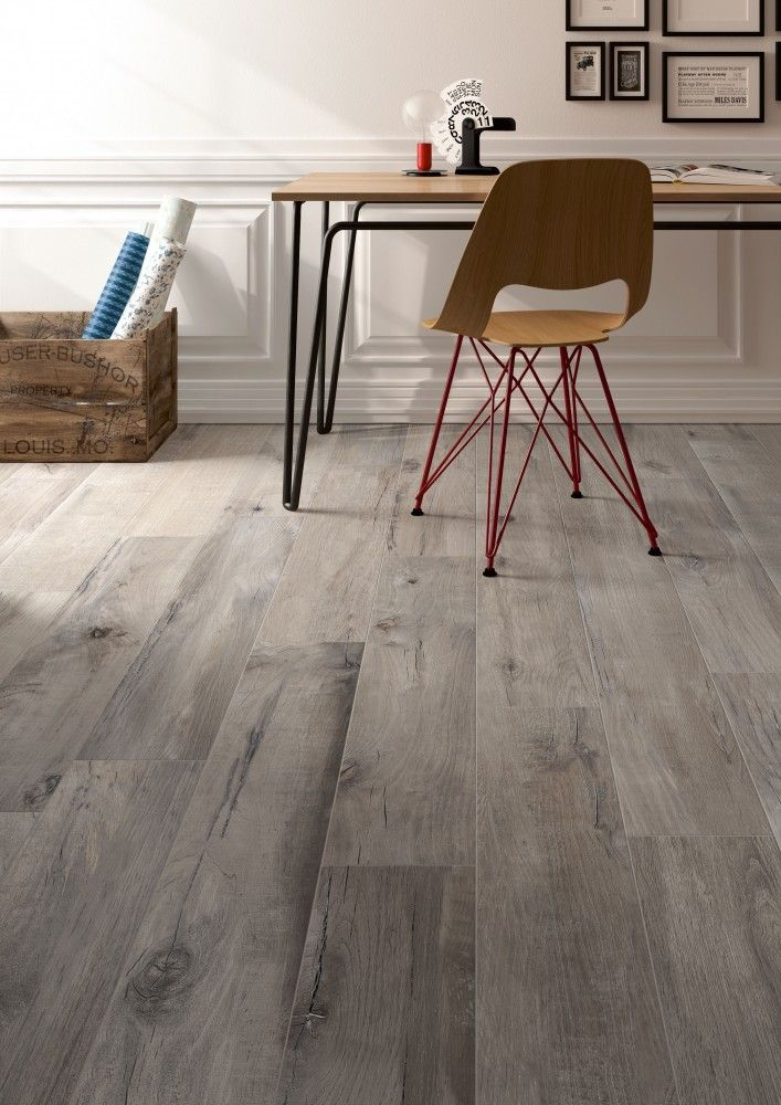 Rectified Self Leveling Wood Look Porcelain Interior Inspo