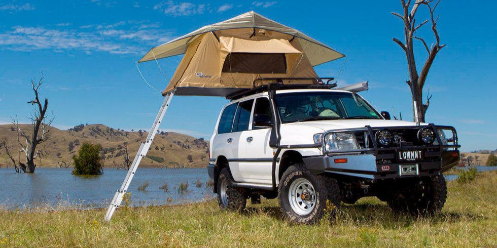 8 Terrific Roof Top Tents That Make C&ing a Breeze & 8 Terrific Roof Top Tents That Make Camping a Breeze | Roof top ...