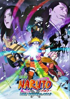 Indoworldblog Download Naruto The Movie 1 Ninja Clash In The Land Of Snow Subtitle Indonesia Anime Movies Naruto The Movie Anime
