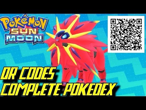 pokémon sun and moon qr codes list how the scanner works and