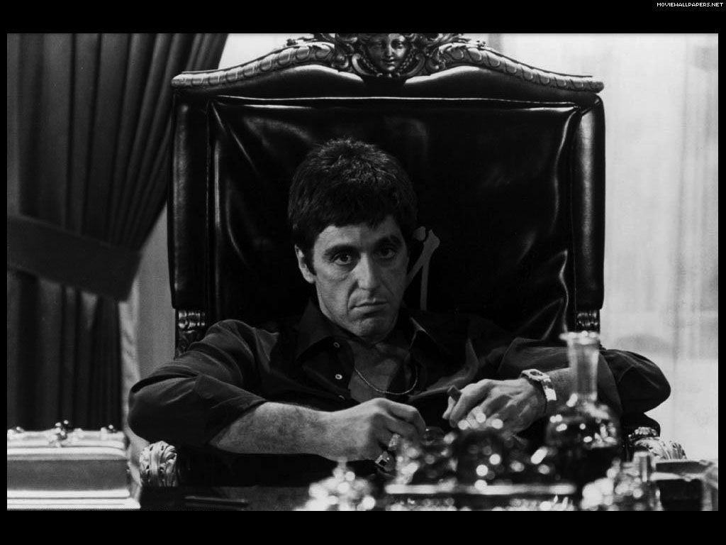 Ballad Of Nature Tony Montana Scarface Hd Wallpapers Resolution Filesize KB Added On October Tagged