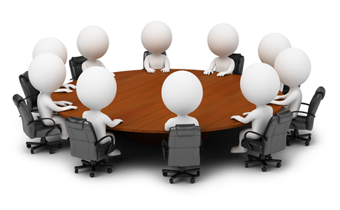 Gd Topic Reservation Downgrades Meritocracy Group Discussion Creative Design Round Table Design