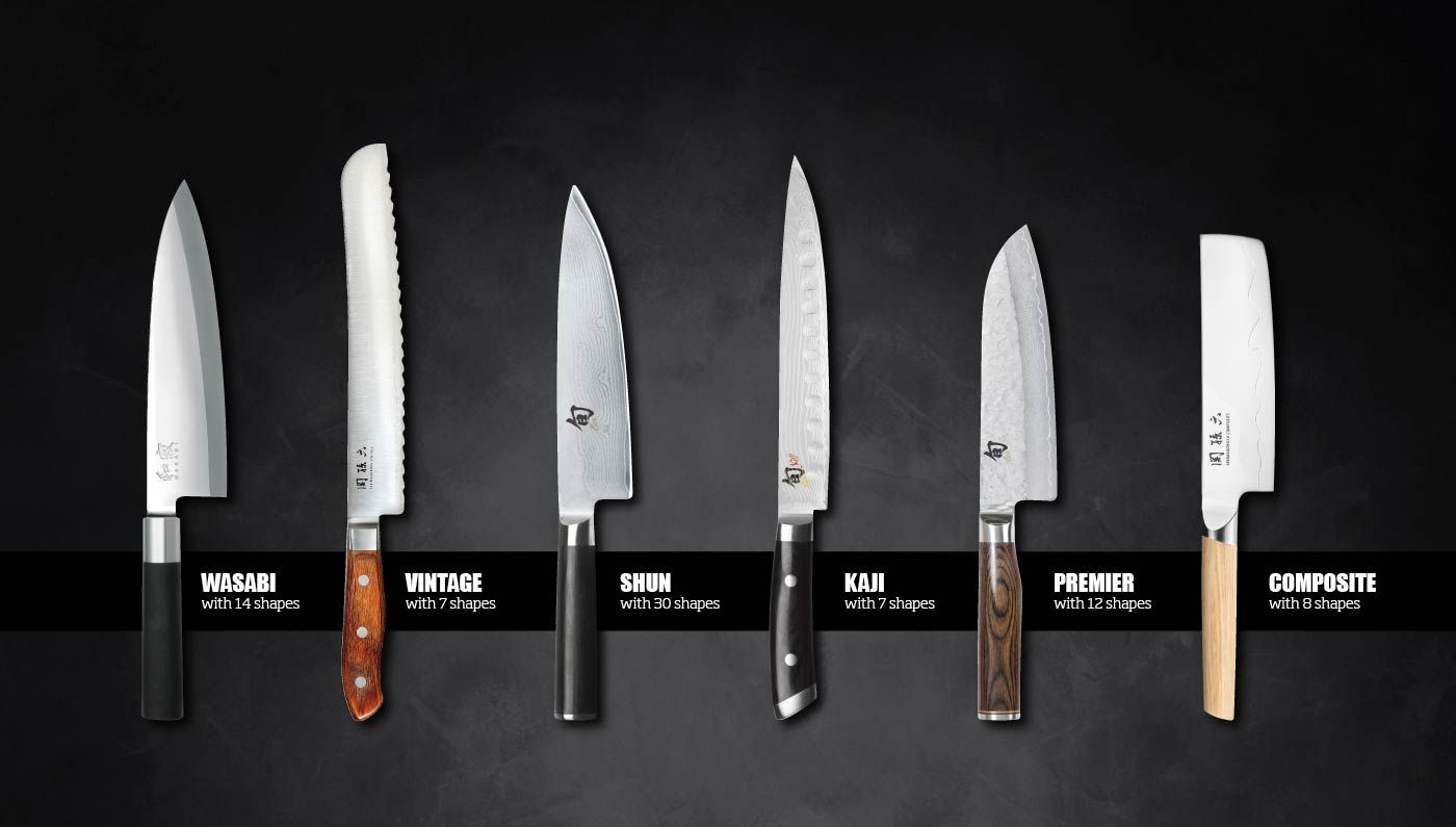 find this pin and more on knives u0026 other tools by grimmzero - Shun Cutlery