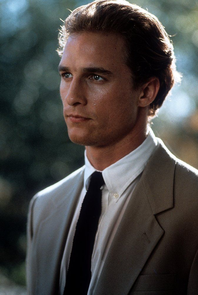 Matthew McConaughey In A Time To Kill 1996