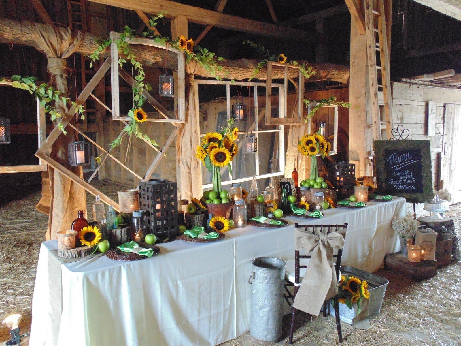 40 DIY Barn Wedding Ideas For A CountryFlavored