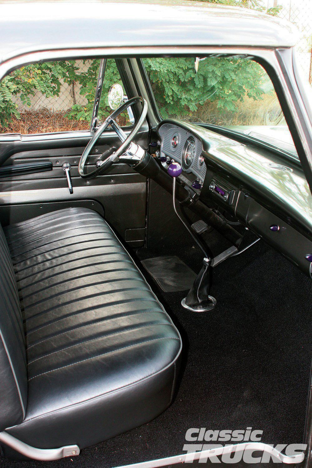 1962 Ford F 100 Interior Photo 1 Ford Ford Trucks 1965 Ford F100