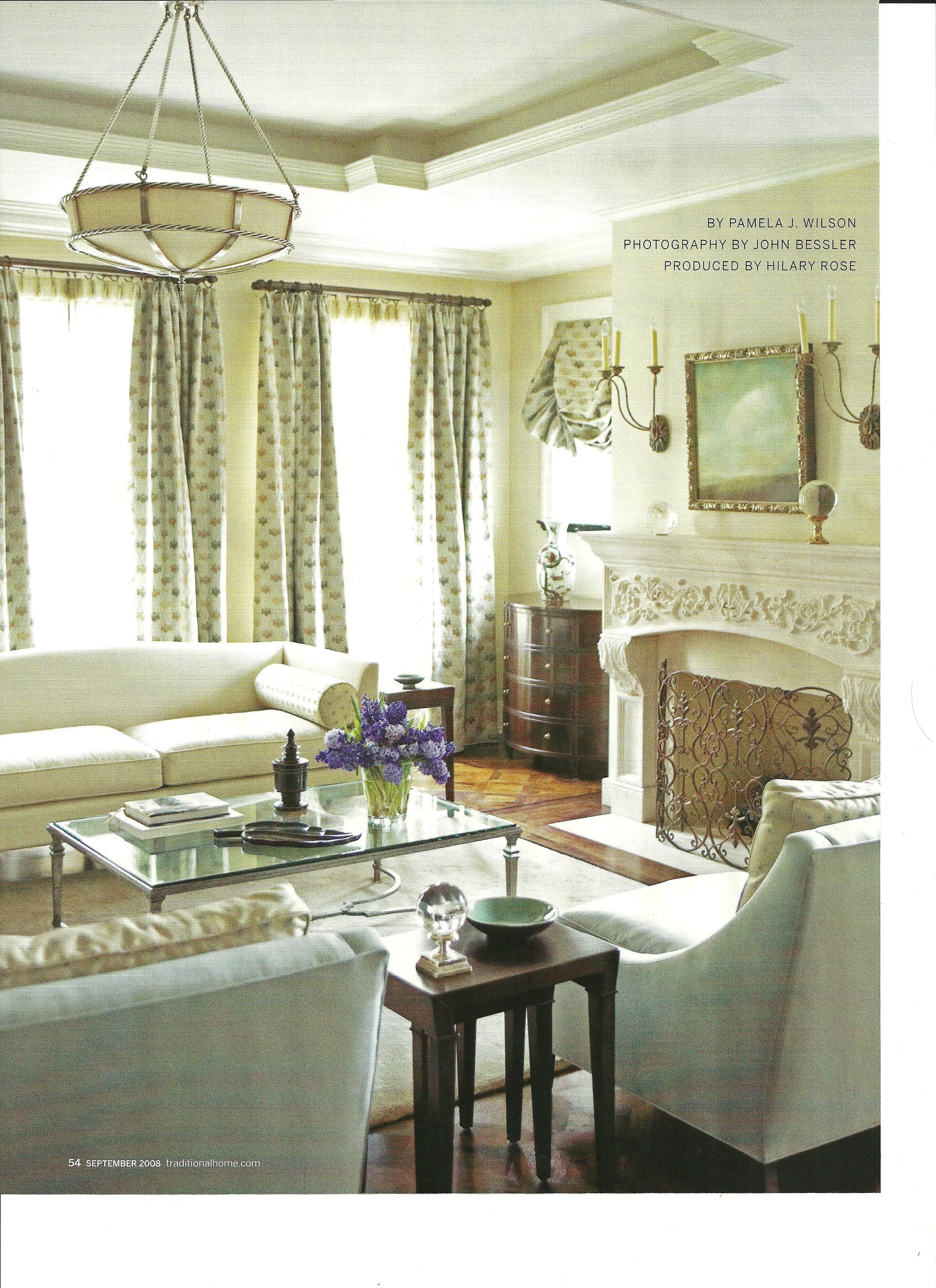Pin By Danielle Roy On Woven Wood Shades And Drapes Transitional Bathroom Decor Transitional Decor Transitional Living Rooms