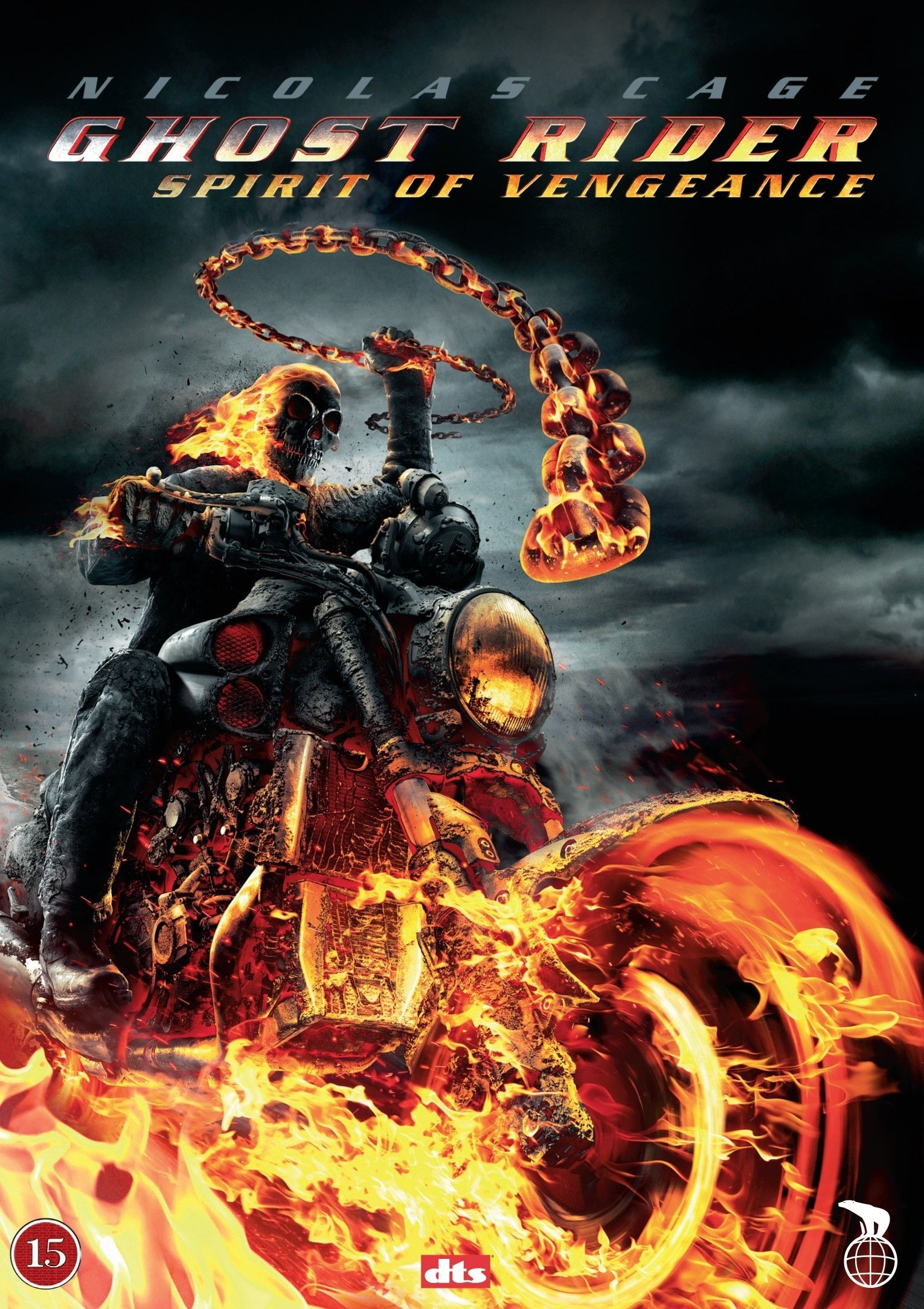 ghost rider spirit of vengeance 2011 hero movies