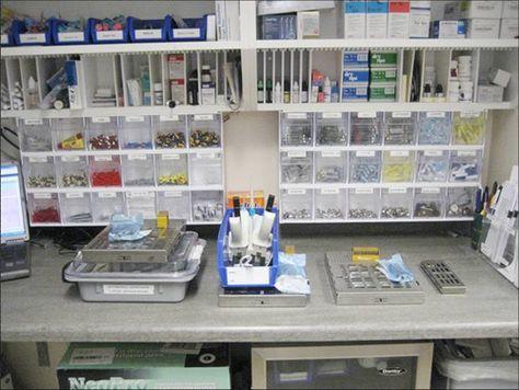 Dental office sterilization rooms guide to maximizing for Arredamento laboratorio odontotecnico