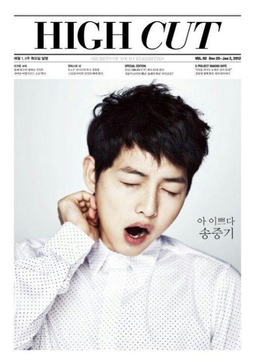 SONG JoongKi 송중기
