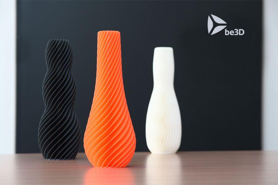SPIRAL vase by be3D_printers