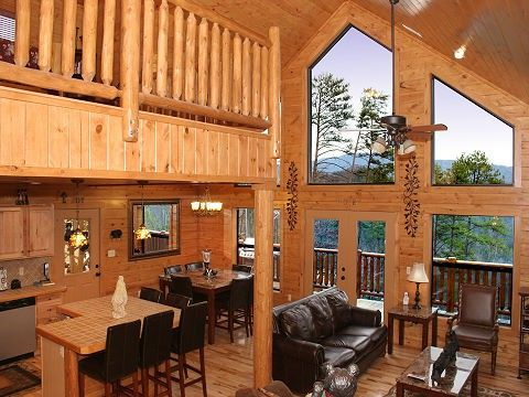 Find A Large Cabin Rental In Gatlinburg Pigeon Forge Tn Cheap Log Cabins Log Homes Smoky Mountains Cabins